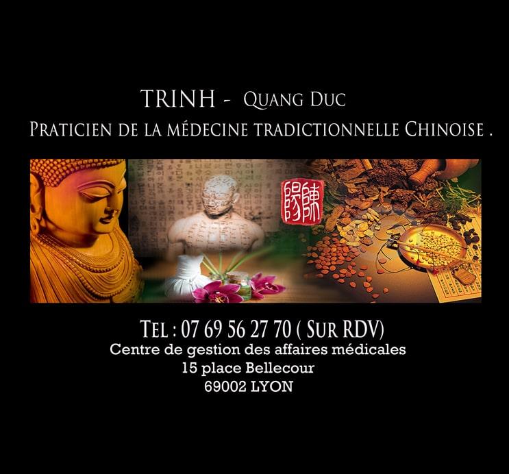 Praticien de la Médecine traditionnelle chinoise à Lyon