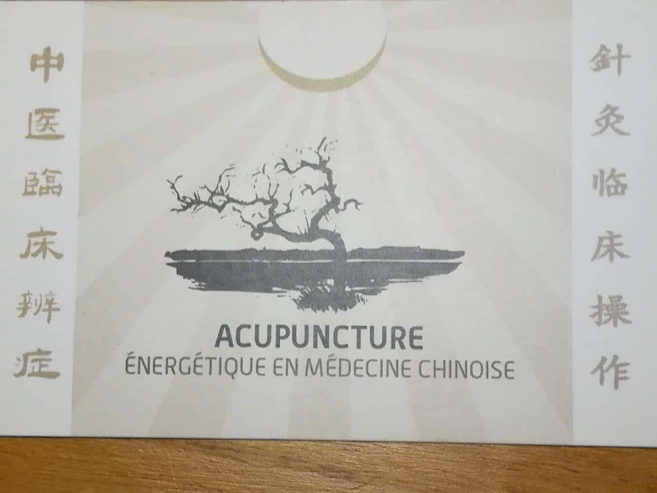 Praticien en acuponcture traditionnelle chinoise à Les Vans près de Aubenas et Alès