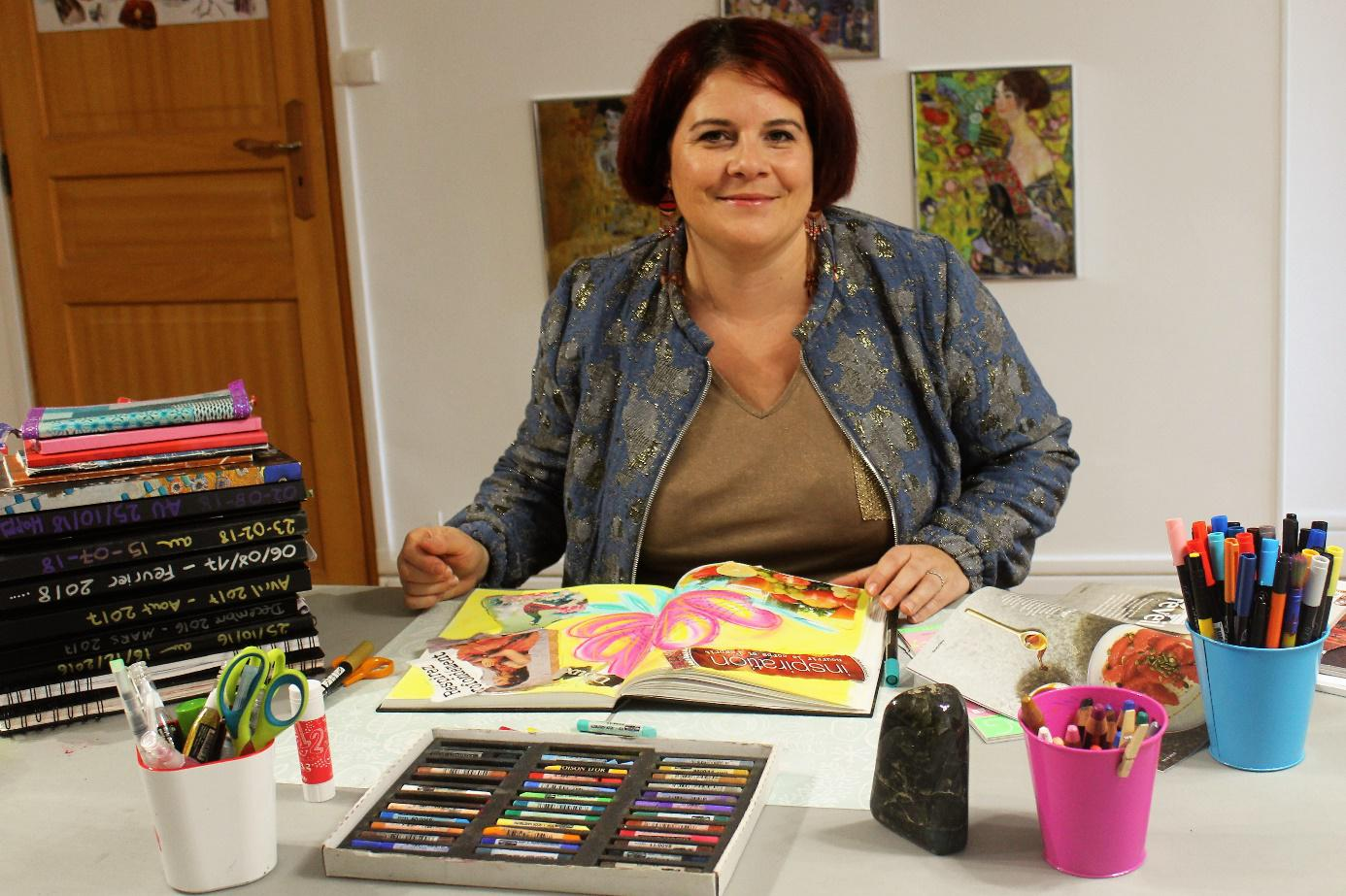 Maud CARROUE-BISVAL – Art thérapeute / Maincy 77