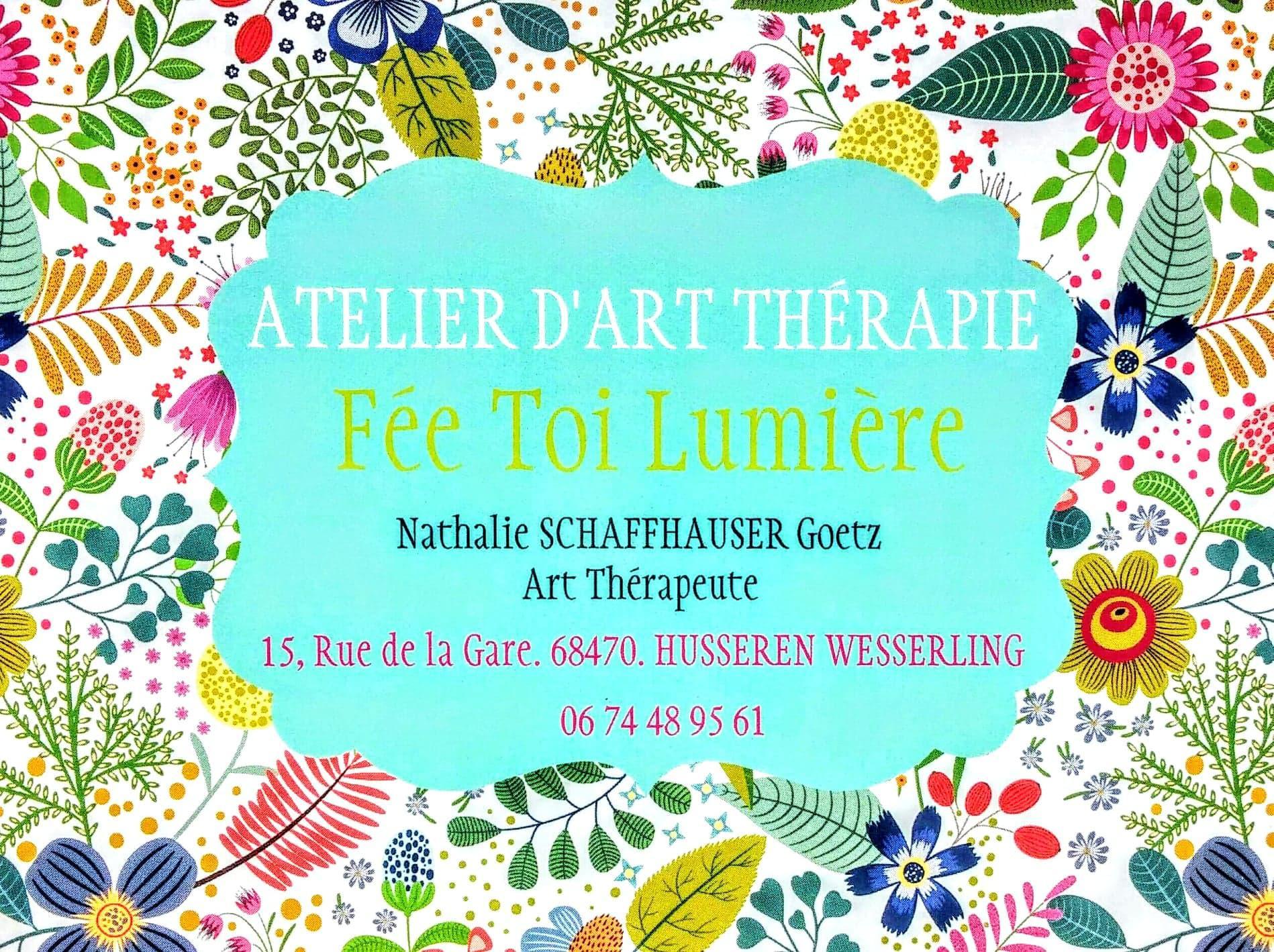 Art thérapie + Mulhouse