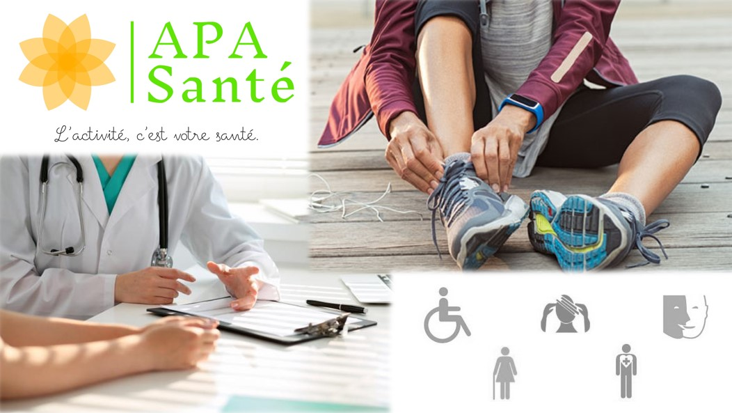 Enseignante en Activités Physiques Adaptées (APA) sur Tours- à domicile