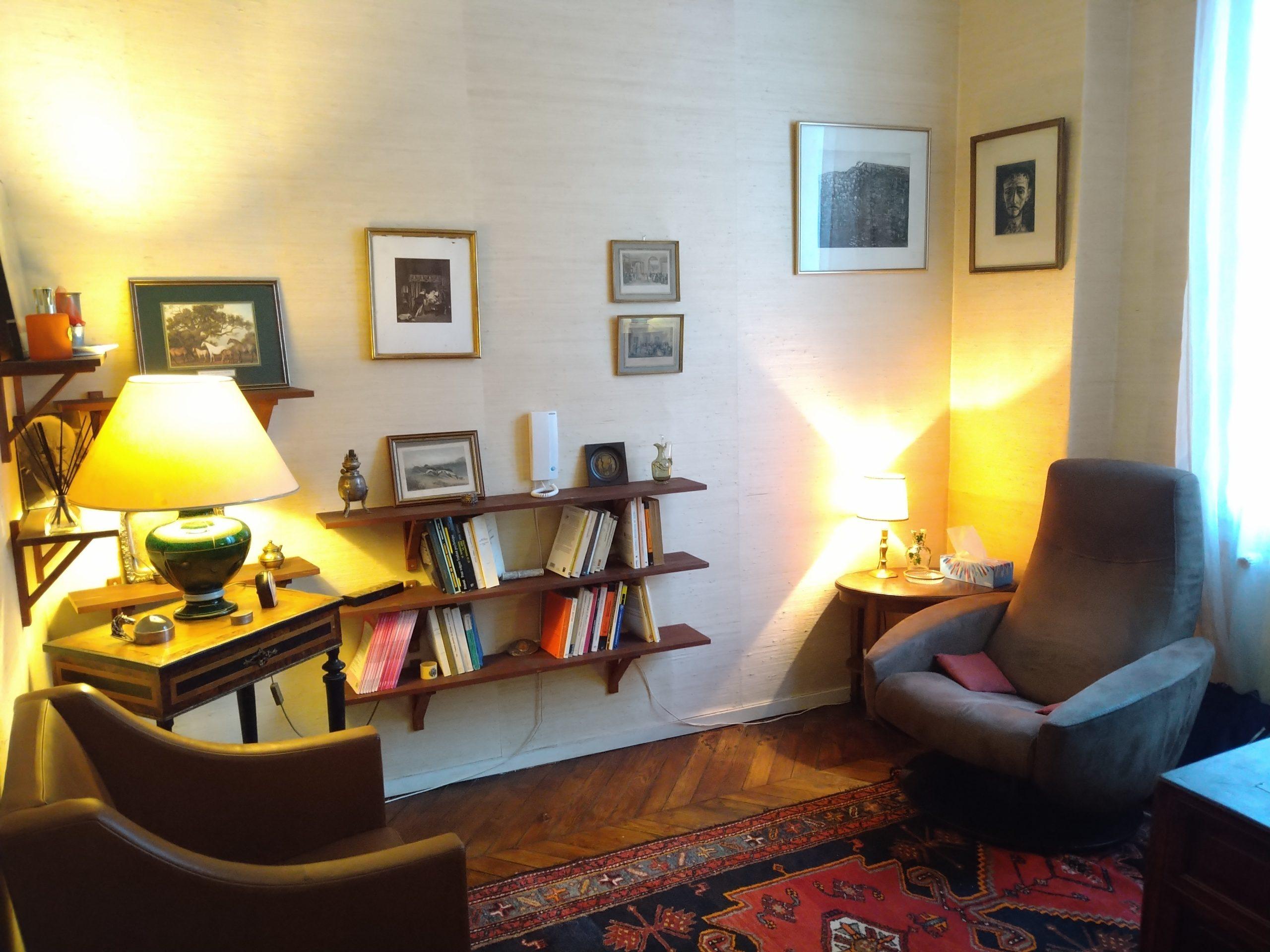 Psychologue / Paris 15ème
