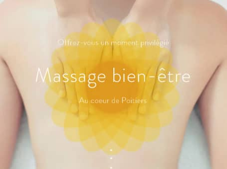 Praticienne en massages bien-être Poitiers