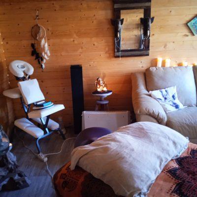 Soins énergétiques (REIKI, SHIATSU) + Massage japonais du visage K0BIDO + Mougins + France entière