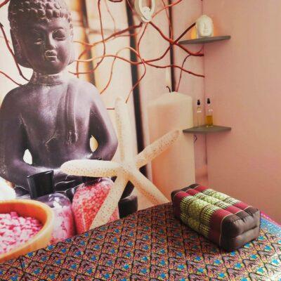 Praticienne en Massage bien-être /Bien-être Thaï Maylee, Massage Thaï, (Ville : Besançon.)