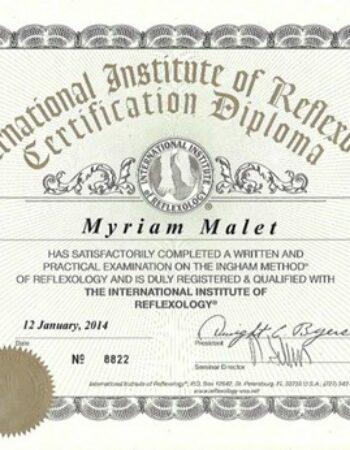MYRIAM MALET – RÉFLEXOLOGUE – PRATICIENNE DE SHIATSU et MEDECINE TRADITIONNELLE CHINOISE – Carcassone