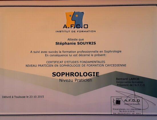STEPHANIE SOUYRIS – SOPHROLOGUE, PRATICIENNE EN HYPNOSE