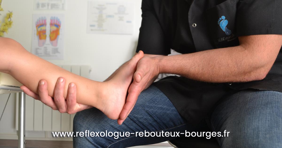 Rebouteux, Réflexologue Plantaire, St Doulchard, Bourges, Cher - 18