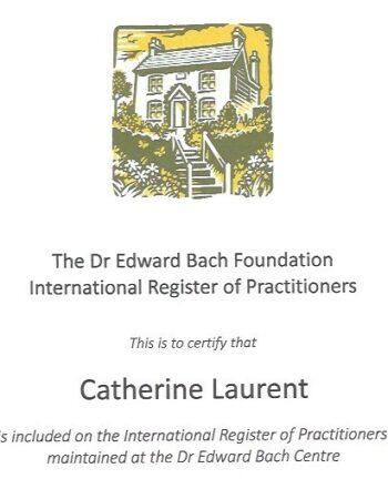 Conseillère en Fleurs de Bach et en Nutrition vers Aix en Provence