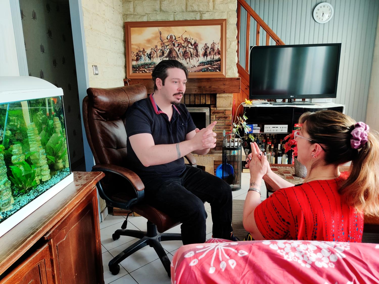 Hypnothérapeute à domicile