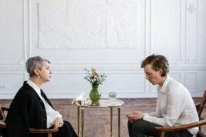 La consultation d'un psychologue, de multiples bienfait