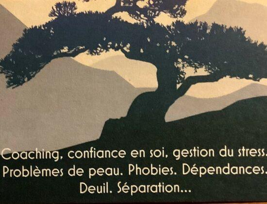Praticien en Hypnose Holistique, Coach de Vie, Relaxologue, à Bayeux