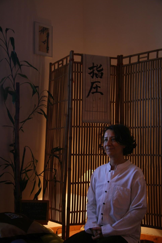 Spécialiste en Shiatsu - Praticienne en PNL