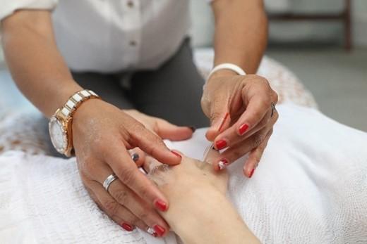 Les principaux méridiens d'acupuncture