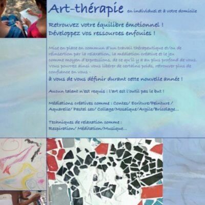 ART THERAPEUTE – Marseille