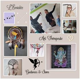 ART THERAPEUTE – ARTISTE CREATRICE à Saint Junien
