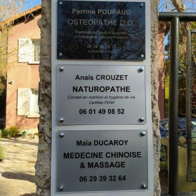 Praticienne en Médecine Traditionnelle Chinoise et Massages bien-être et énergétiques, à Aix-en-Provence
