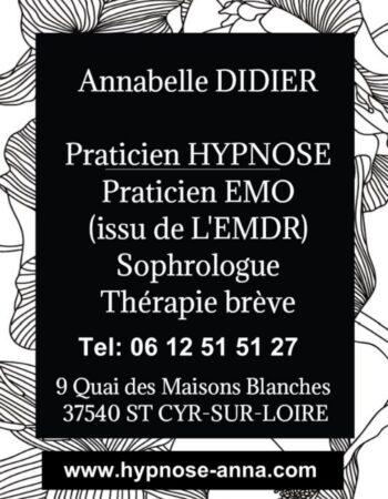 Praticien en Hypnose HYPNOTHERAPEUTE- 37000 TOURS
