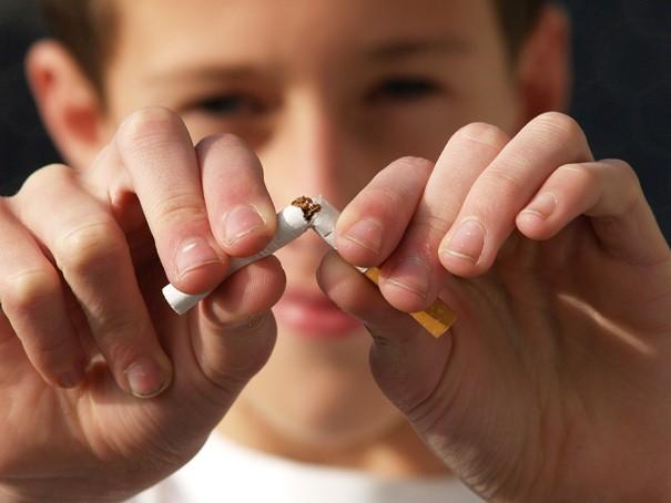 Dire stop à la cigarette peut être difficile