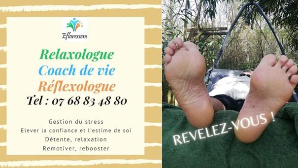 Réflexologue Relaxologue - Saint-Clar-de-Rivière