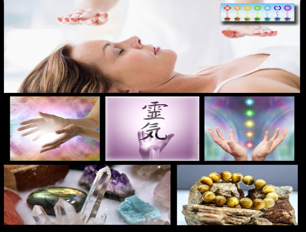 Praticienne en massage bien-être et soin énergétique