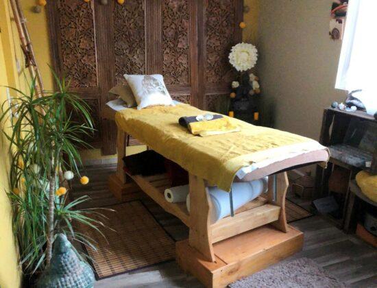 Praticienne en massage bien-être et soin énergétique (en Provence)