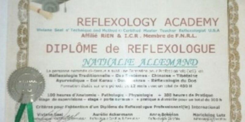 RÉFLEXOLOGUE – Lorient
