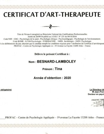 Sophrologue et Art-thérapeute à Romillé