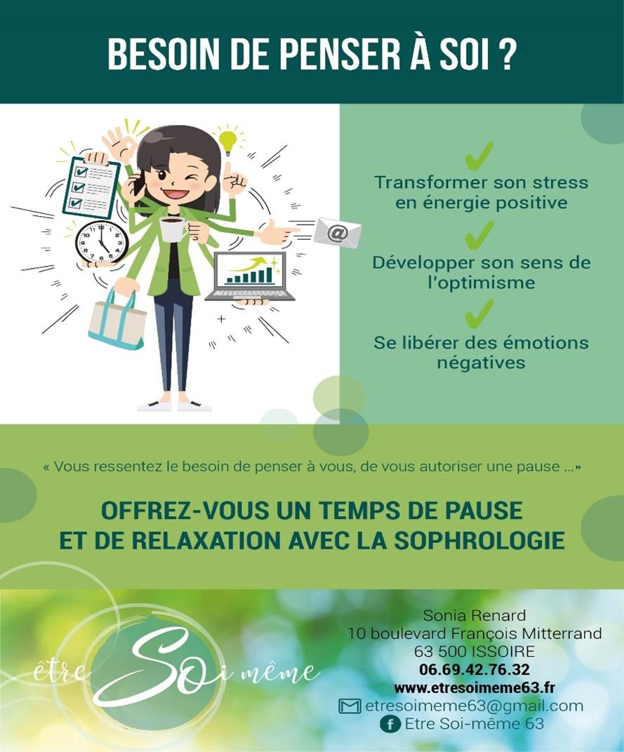 Sophrologue PNL EFT Reiki