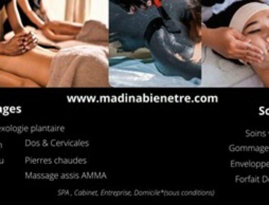 Praticienne en Massage bien-être et PNL – Montpellier