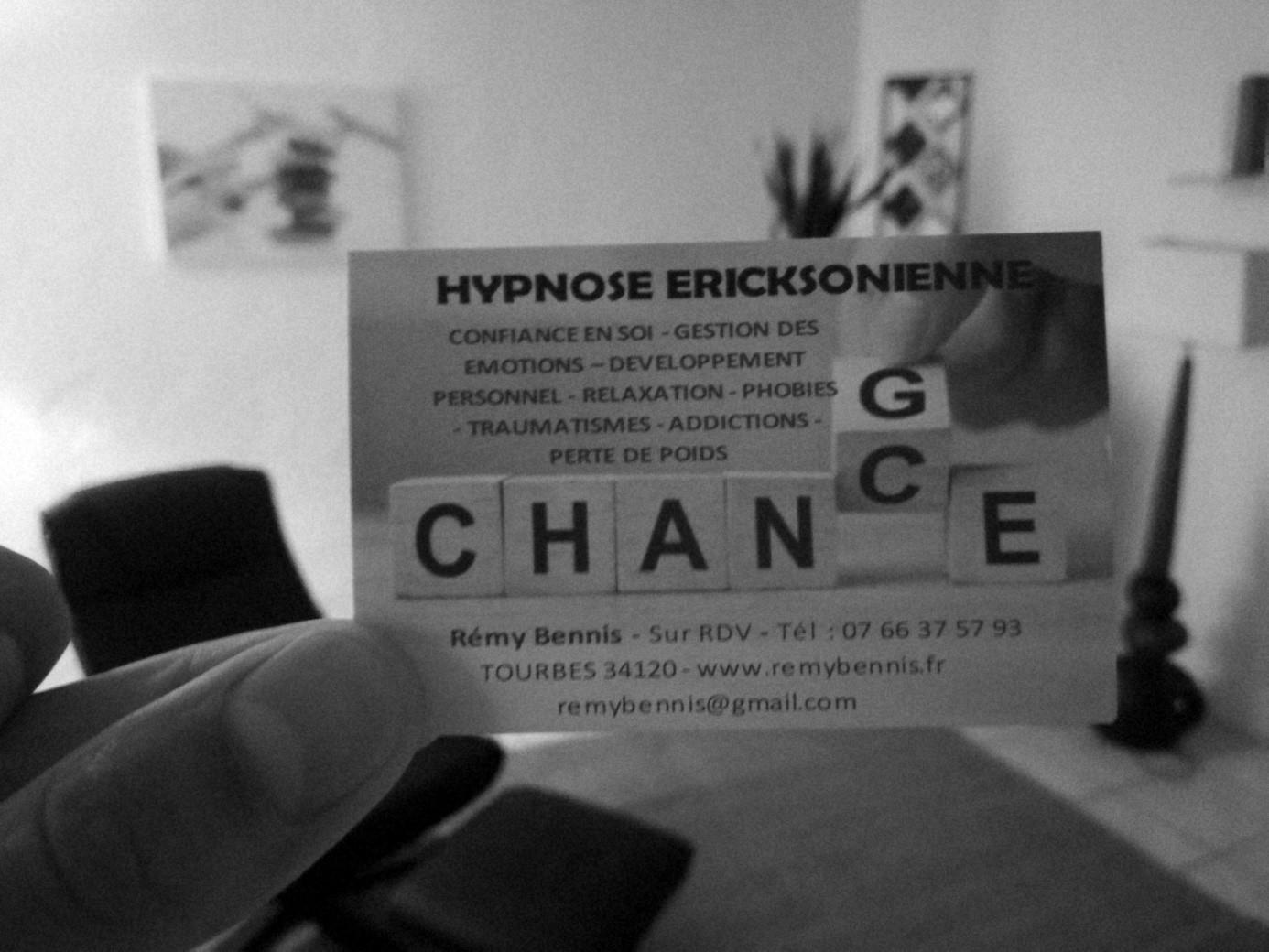 Hypnothérapeute (Hypnose Ericksonienne et Humaniste) et Coach en développement personnel