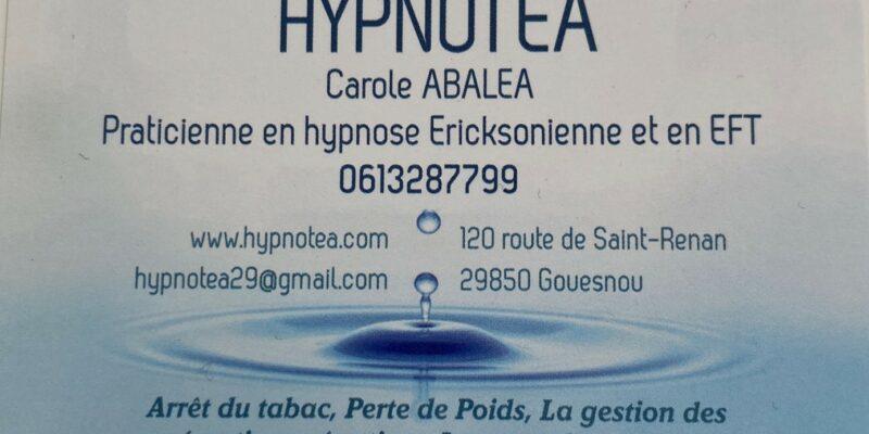 Hypnothérapeute, Praticienne EFT