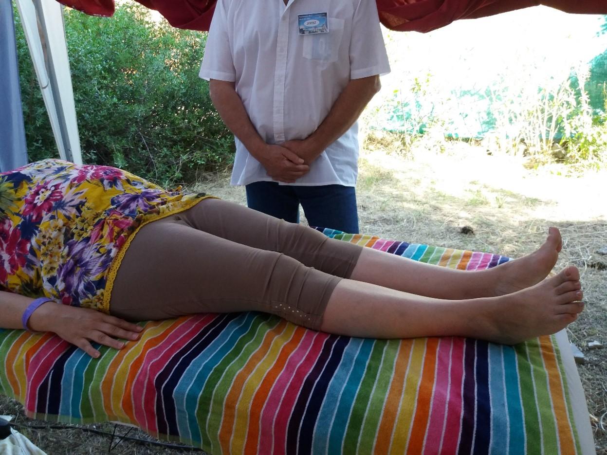 Praticien en massages bien-être et soins énergétiques - Saurat