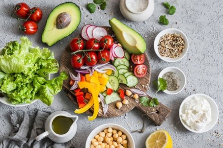 Avoir une alimentation saine et équilibrée