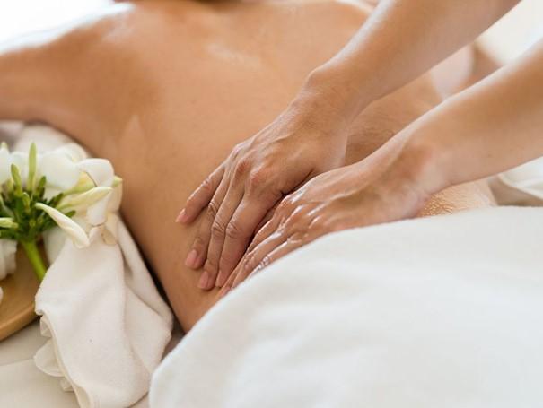 Un massage pour libérer le corps et l'esprit de toutes ses tensions