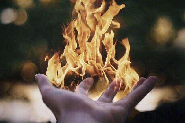 Guérir tous types de brûlures