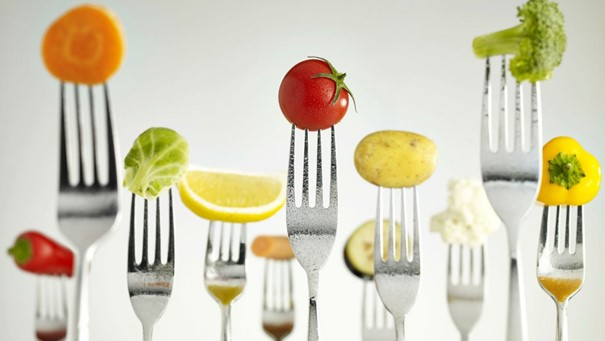 Manger des aliments sains et naturels